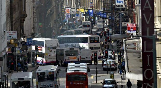 Transport leader calls for Glasgow bus lane boost